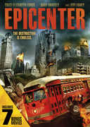 Epicenter With 7 Bonus Fims , Gary Daniels