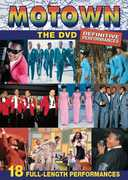 Motown: The DVD: Definitive Performances , Contours