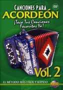 Canciones Para Acordeon 2 , Rogelio Maya
