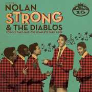 For Old Times Sake-Complete Early Sides [Import] , Nolan Strong