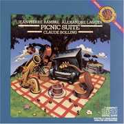 Picnic Suite for Flute, Guitar, & Jazz Piano , Claude Bolling