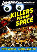 Killers from Space (1954) (Restored Edition) , Peter Graves