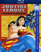 Justice League of America: Season 1 , David Ogden Stiers