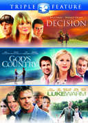 Decision /  God's Country /  Lukewarm , Daniel Hugh Kelly