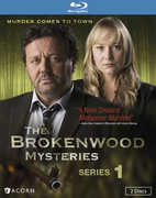 The Brokenwood Mysteries: Series 1 , Neill Rea