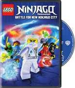 Lego Ninjago: Rebooted - Battle for New Ninjago , Phoebe Dollar