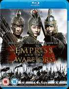 Empress & the Warriors (2009) (Blu-ray) [Import] , Donnie Yen