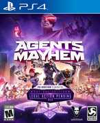 Agents of Mayhem - Launch Edition for PlayStation 4