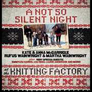A Not So Silent Night , Anna McGarrigle
