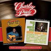Country Charley Pride /  Pride of Country Music , Charley Pride