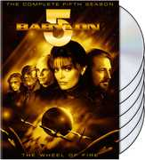 Babylon 5: The Complete Fifth Season , Jeff Conway