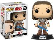 FUNKO POP! STAR WARS: The Last Jedi - Rey