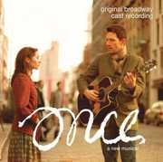 Once , Cast Recording