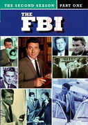 The FBI: The Second Season Part One , Efrem Zimbalist Jr.