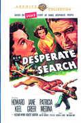 Desperate Search , Howard Keel