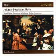 Bach: French Suites - Inventions & Sinfonias