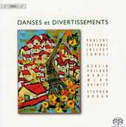 Danses Et Divertissements , Stephen Hough