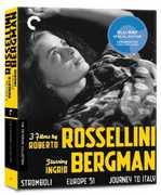 3 Films By Roberto Rossellini Starring Ingrid Bergman (Criterion Collection) , Ingrid Bergman
