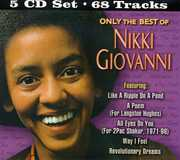 Only the Best of Nikki Giovanni , Nikki Giovanni