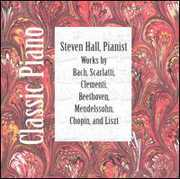 Chromatic Fantasy & Fugue , Steven Hall