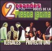 2 Grandes Voces de la Fiesta Latina , Ilegales