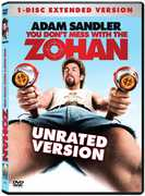 You Don't Mess With the Zohan , Adam Sandler