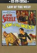 Law of the West (B. Steele) , Bob Steele