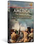 America: The Story of Us: Rise of a Superpower , Liev Schreiber