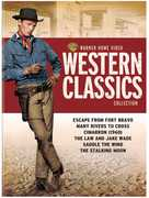 Warner Home Video Western Classics Collection , Gregory Peck