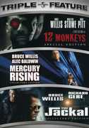12 Monkeys & Mercury Rising & Jackal , Bodhi Elfman