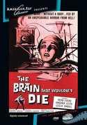 Brain That Wouldn't Die , Leslie Daniel