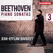 Beethoven: Piano Sonatas 3 , Jean-Efflam Bavouzet