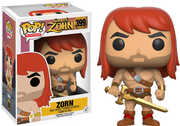 FUNKO POP! TELEVISION: Son Of Zorn - Zorn