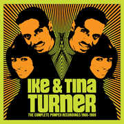 The Complete Pompeii Recordings 1968-1969 , Ike & Tina Turner