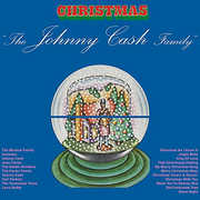 Johnny Cash Family Christmas , Johnny Cash