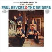 Just Like Us (White) (CCVinyl.com Exclusive) , Paul Revere & the Raiders