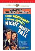 Night Must Fall [Remastered] [Black and White] [Full Frame] , Alan Marshal
