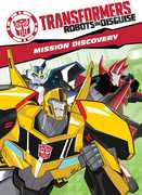 Transformers Robots in Disguise: Mission Discovery , Will Friedle
