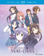 The Disappearance Of Nagato Yuki-Chan: The Complete Series