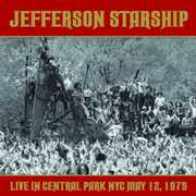Live in Central Park NYC May 12 1975 , Jefferson Starship