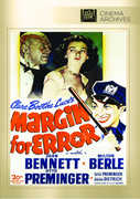 Margin for Error , Carl Esmond