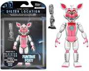 FUNKO 5 ARTICULATED ACTION FIGURE: Five Nights At Freddy's - Funtime Foxy