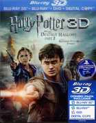 Harry Potter & the Deathly Hallows Part 2 3D [Import] , Alan Rickman