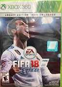 FIFA 18 - Legacy Edition for Xbox 360
