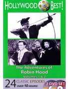 Hollywood Best! Adventures of Robin Hood: Volume 1 and 2 , Richard Greene