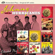 Extended Play [Import] , Johnny & the Hurricanes