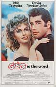Grease: Vintage Movie Poster