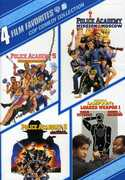 4 Film Favorites: Cop Comedy Collection , Emilio Estevez