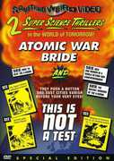 Atomic War Bride /  This Is Not a Test , Seamon Glass