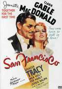San Francisco , Clark Gable